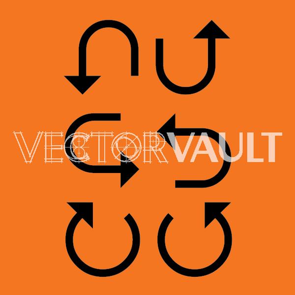vector direction arrows