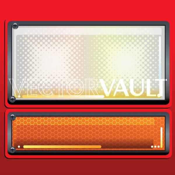 buy Vector Truck Reflectors headlight image - vectorvault