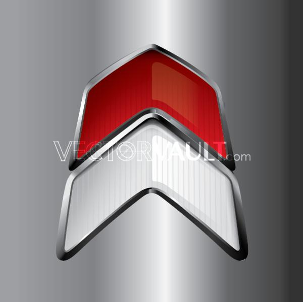 Vector Chevron Reflectors