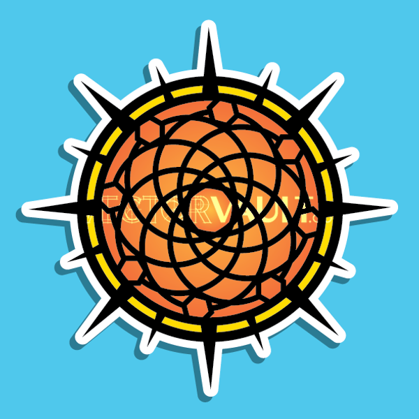 Vector Dream Catcher Icon