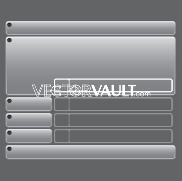 Vector Metallic Interface
