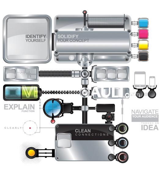 vector strong modular idea flowchart