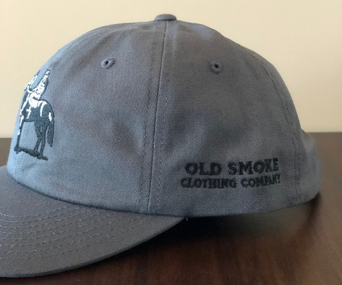 Charcoal - Old Smoke Original Dad Hat