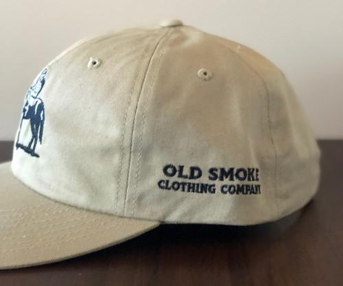 Tan - Old Smoke Original Dad Hat