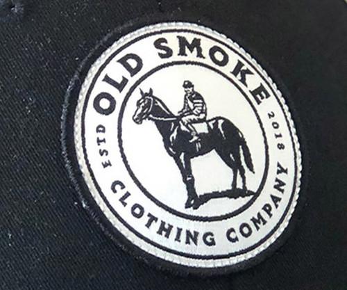 Black - Old Smoke West Coast Trucker (W)