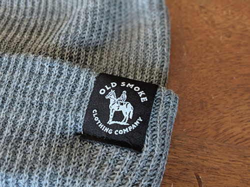 Grey Old Smoke Beanie
