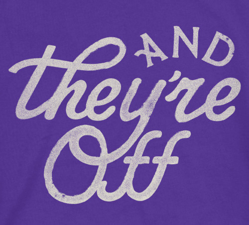 THE CALL (WOMEN'S CUT)  PURPLE