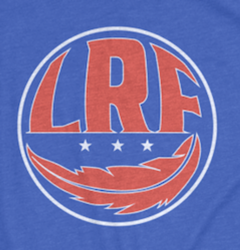 LRF FEATHER TEE