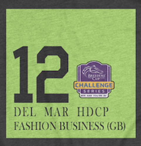 Fashion Business 2018 Del Mar Handicap