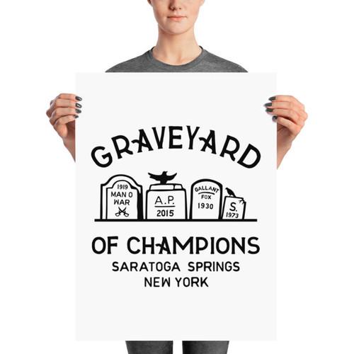 Graveyard of Champions Poster