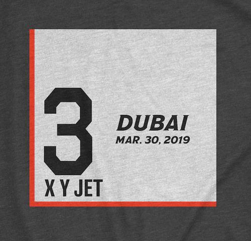 X Y Jet Saddlecloth