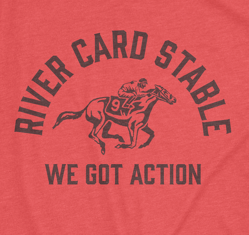 The River Card Ride