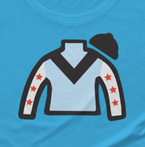 Women's River Card Silks Scoopneck T-Shirt