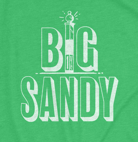 THE BIG SANDY