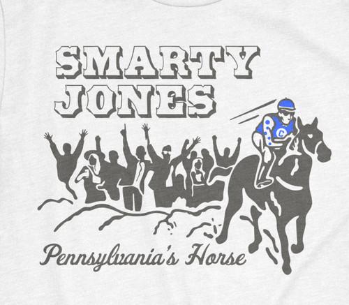 Smarty Jones Penn Tee