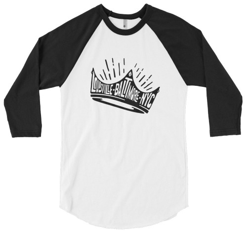 The Crown Raglan