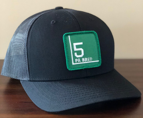 PA Bred PATCH trucker