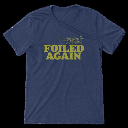 Foiled Again