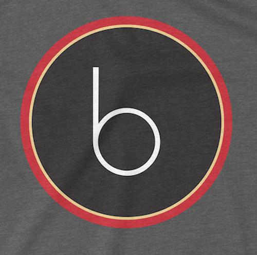 Brilliant Big B - Grey