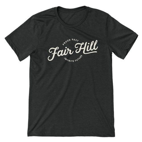 Fair Hill Cursive Tee