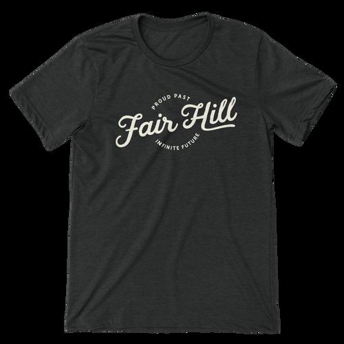 Fair Hill Cursive Tee