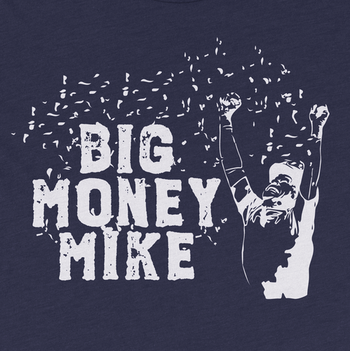 THE MIKE SMITH TRIBUTE TEE