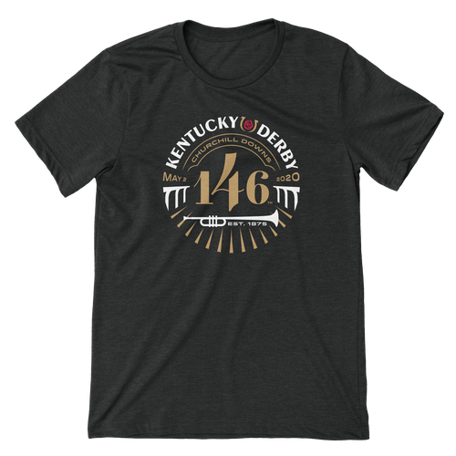 KENTUCKY DERBY 146 LOGO TEE