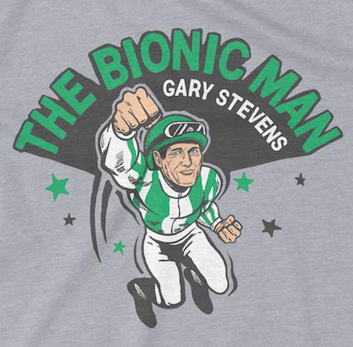 THE GARY STEVENS TRIBUTE TEE