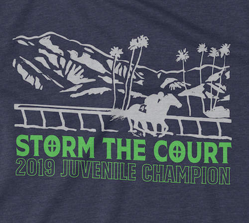 STORM THE COURT - JUVENILE CHAMPION