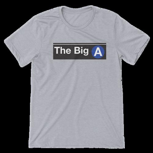The BIG A Sign
