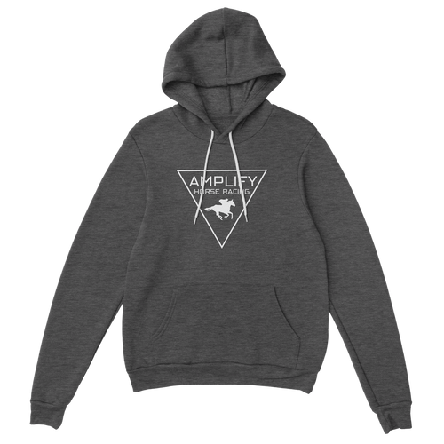Amplify Racing Unisex hoodie - Heather Grey