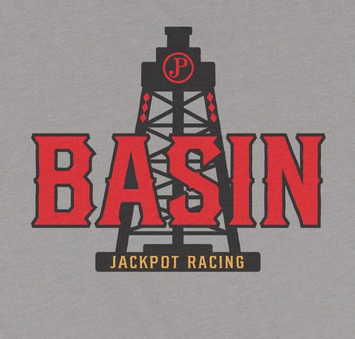 Basin Tee - JackPot Racing