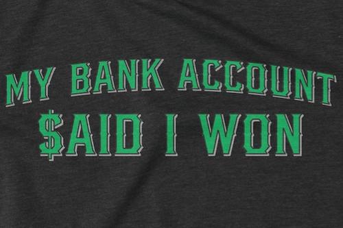 Bank Account