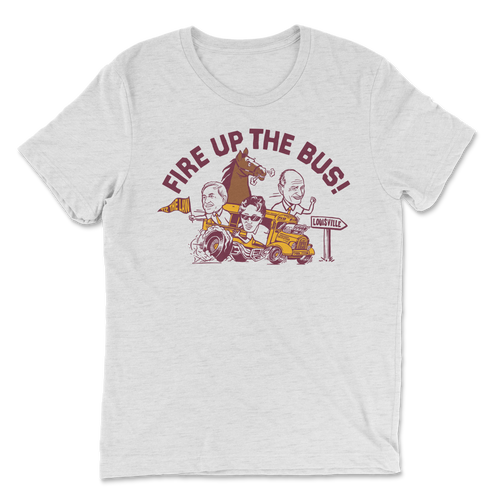 TIZ THE LAW FIRE UP THE BUS TEE
