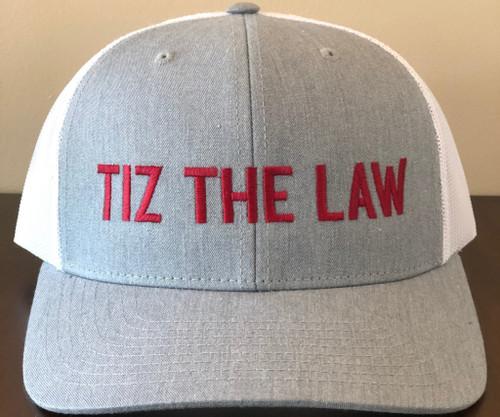TIZ THE LAW TRUCKER HAT