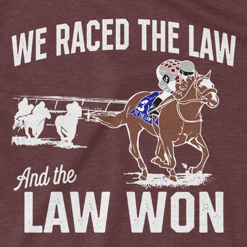 THE LAW WON