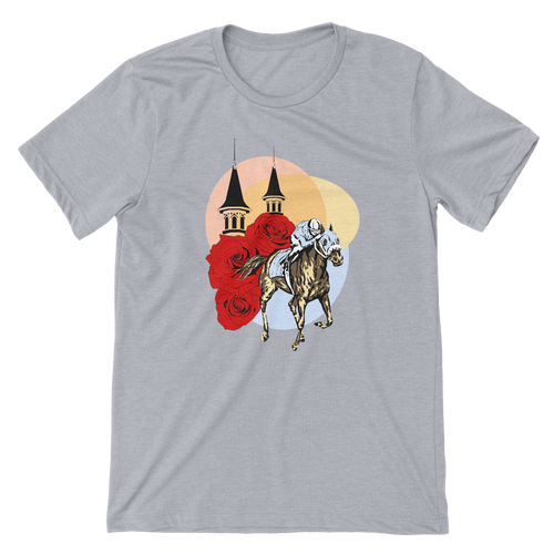 KENTUCKY DERBY TRIBUTE TEE