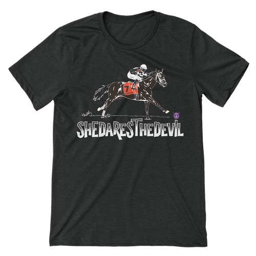 SHEDARESTHEDEVIL TEE