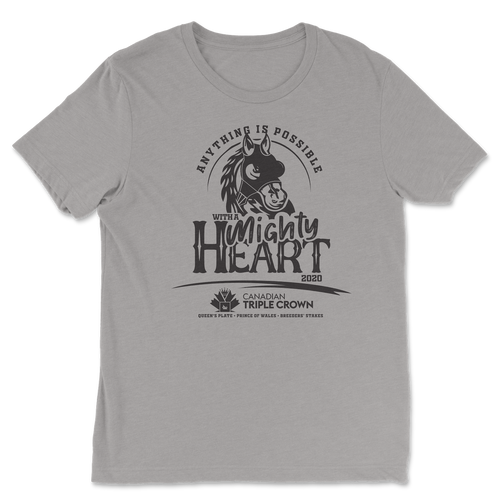 MIGHTY HEART TEE