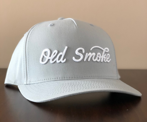 QUARRY  OLD SMOKE CURSIVE HAT