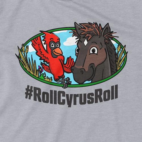 ROLL CYRUS ROLL