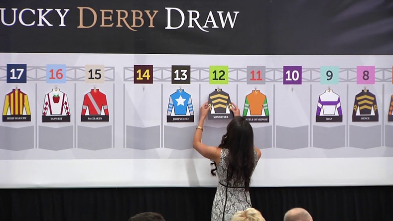 Interesting Racehorse Names on 2021 Triple Crown Trail