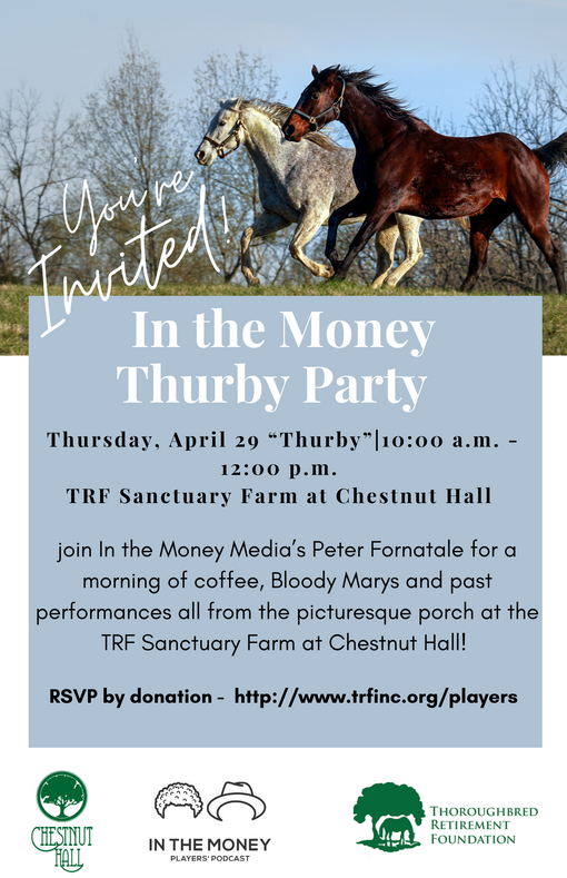 TRF / In The Money Thurby Party News and More...