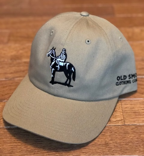 Tan - Old Smoke  Original Ball Cap