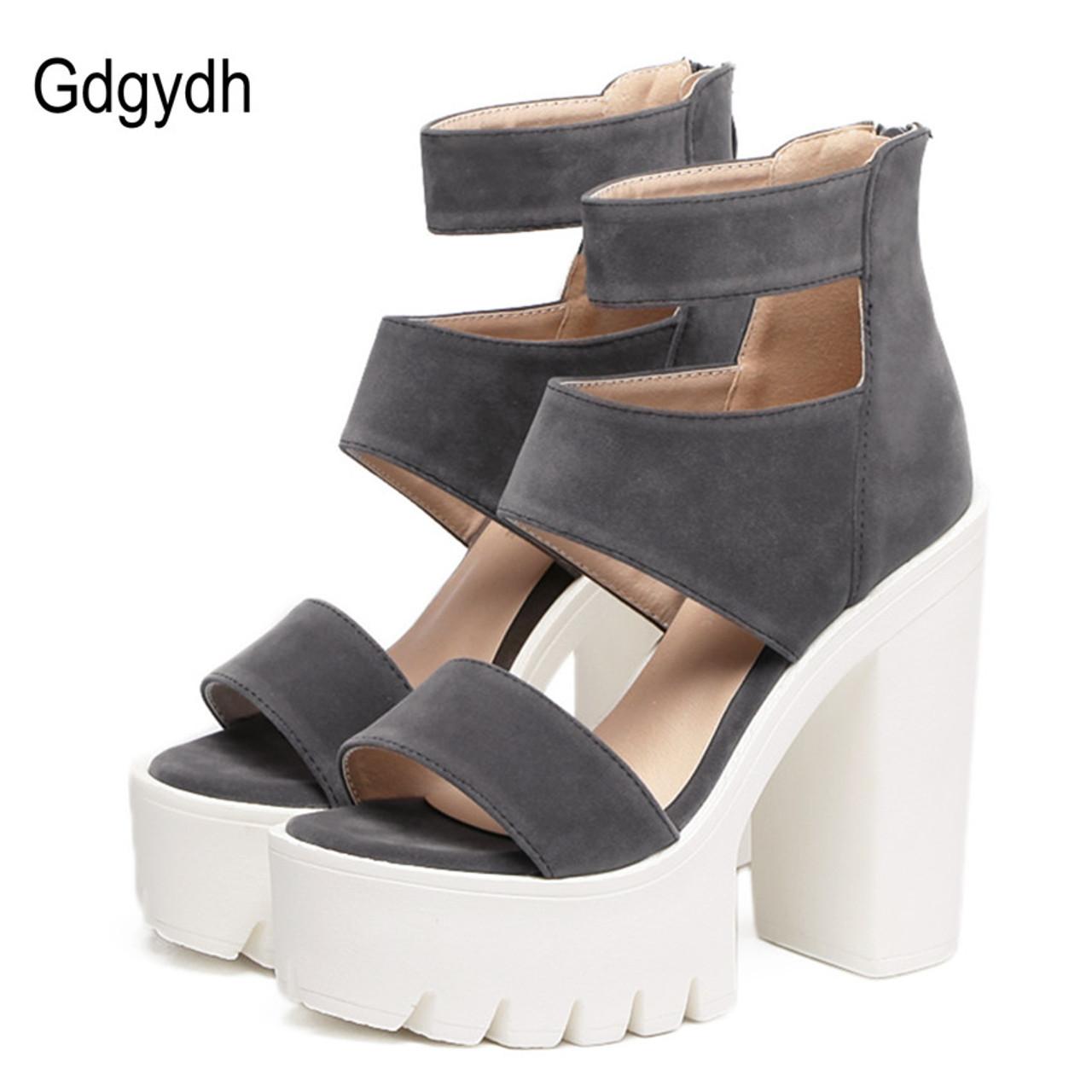 Gdgydh Fashion Summer Shoes Gladiator