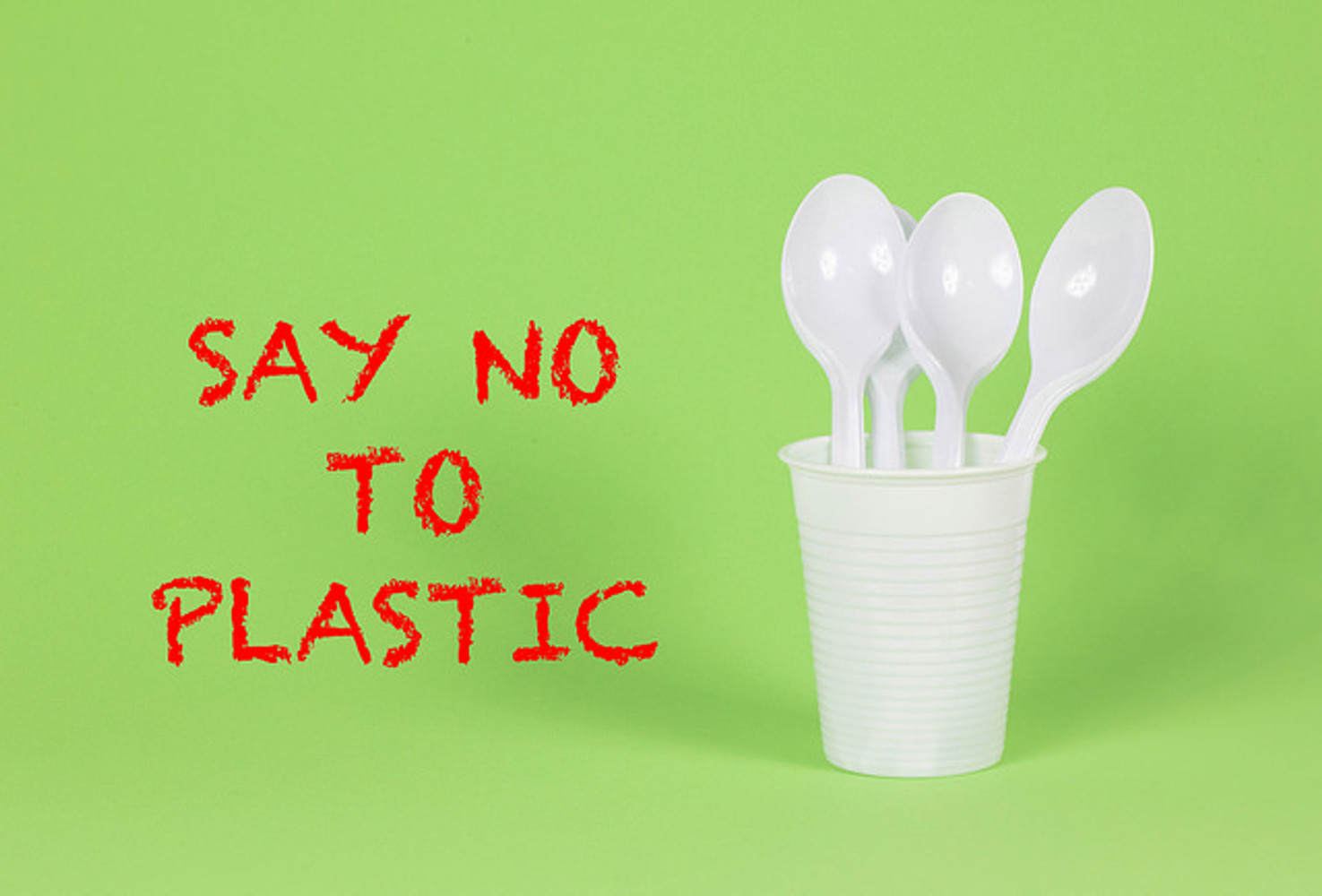 Reduce the plastic in your life