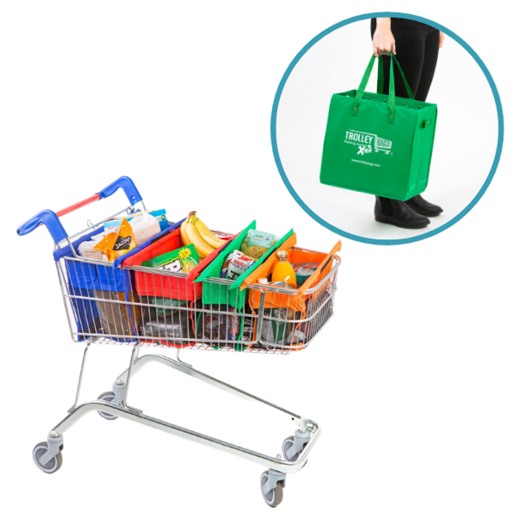 Trolley Bags Bundle - Express + Xtra