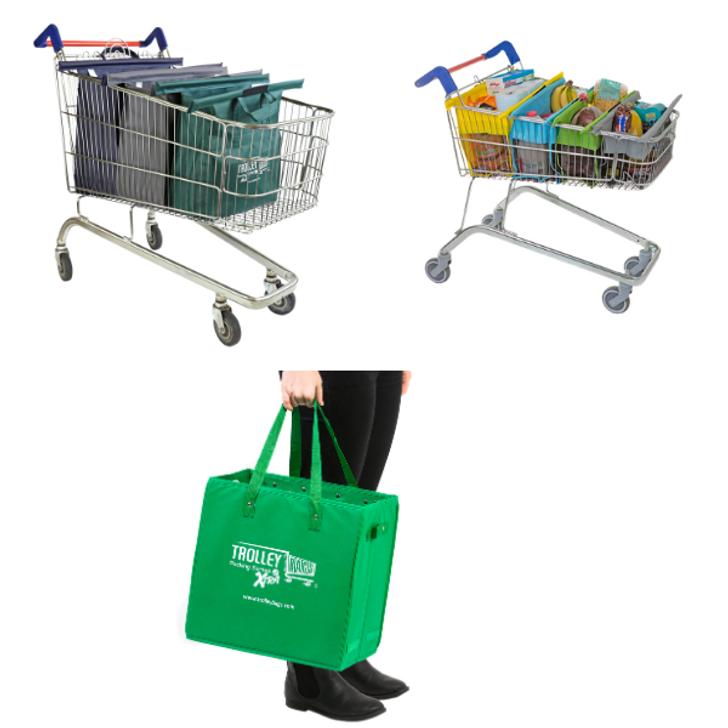 Trolley Bags Bundle - Midi + Express + Xtra