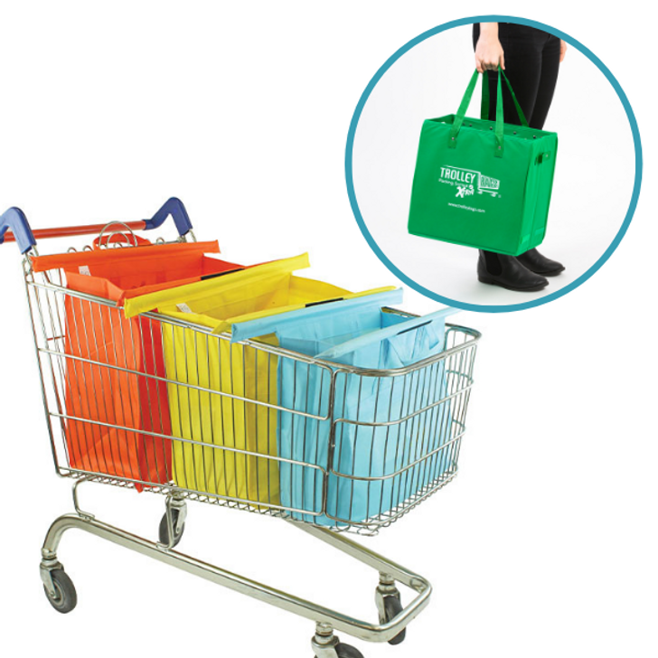 Trolley Bags Bundle - Midi + Xtra