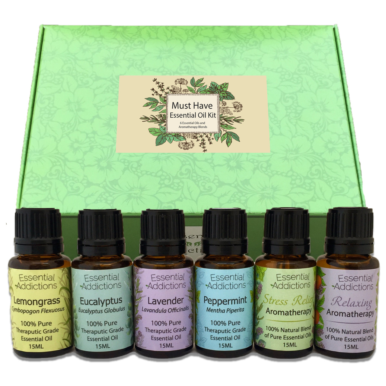 Must Have Essential Oil Kit